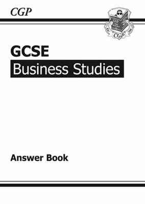 Gcse Business Studies Answers