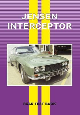 Jensen Interceptor Roadtest Book