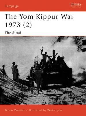 The Yom Kippur War 1973: Pt. 2: Sinai