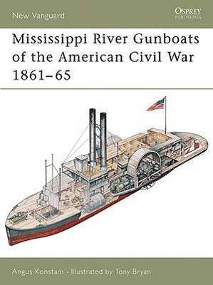 Mississippi River Gunboats of the American Civil War