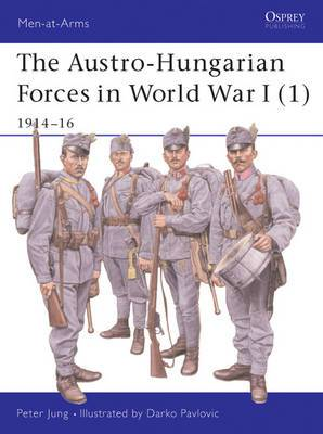 The Austro-Hungarian Forces 1914-18: Bk. 1: 1914-16