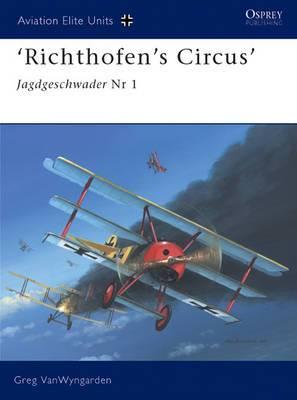 Richthofen's Flying Circus: Jagdgeschwader Nr I