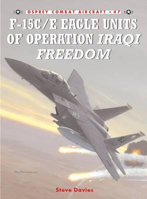 F-15C/E Eagle Units in Operation Iraqi Freedom