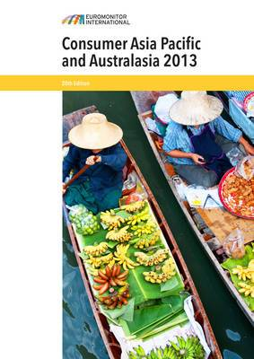 Consumer Asia Pacific and Australasia: 2013