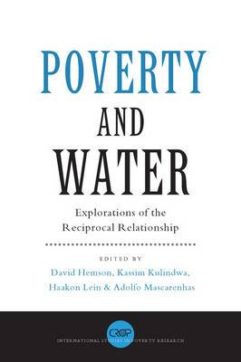 Poverty and Water: Explorations of the Reciprocal Relationship