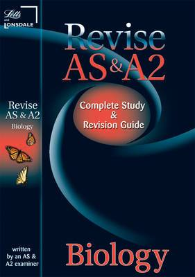 AS and A2 Biology: Study Guide (Letts A Level Success)