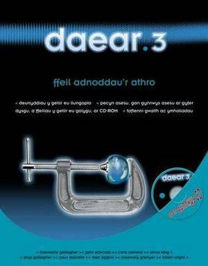 Daear 3: Ffeil Adnoddau'r Athro