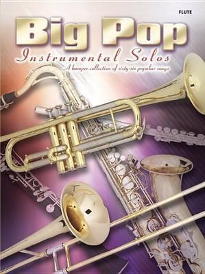 Big Pop Instrumental Solos: (Flute Solo)