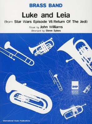 Luke and Leia/ Return of the Jedi  : (Score)