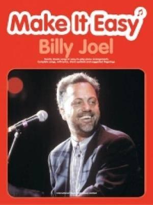 Make it Easy: Billy Joel