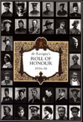 De Ruvignys Roll of Honour 1914 1918