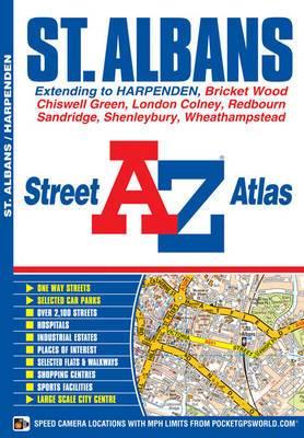 St Albans Street Atlas