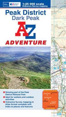 Dark Peak Adventure Atlas