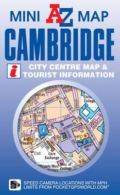 Cambridge Mini Map
