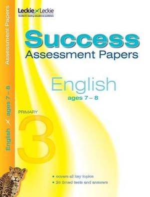 English Assessment Papers 7-8: 7-8 years
