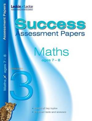 Maths Assessment  Papers 7-8: 7-8 years