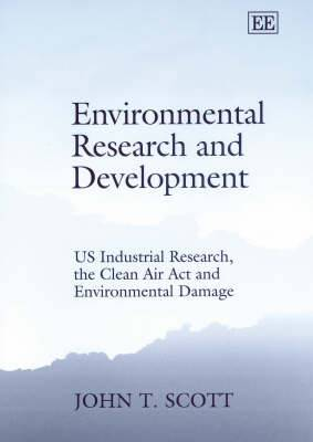 Environmental Research and Development: Us Industrial Research, the Clean Air Act and Environmental Damage