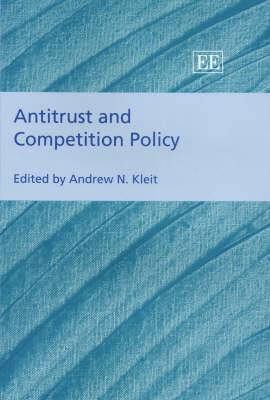 Antitrust and Competition Policy