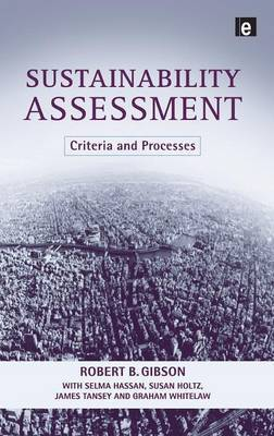 Sustainability Assessment: Criteria and Processes