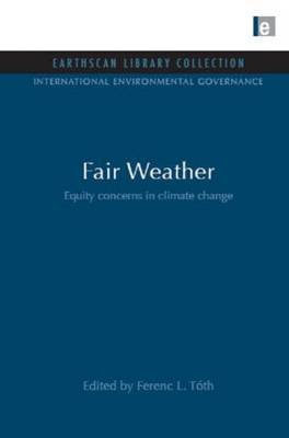 Fair Weather: Equity Concerns in Climate Change