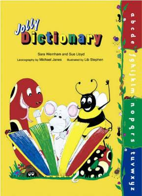 Jolly Dictionary: Hardback edition in print letters (American English edition)