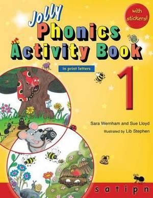 Jolly Phonics Activity: Book 1