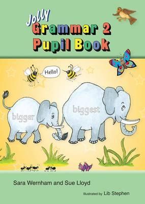 Grammar 2 Pupil Book: In Precursive Letters (BE)