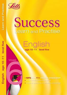 English Age 10-11 Level 5: Learn and Practise: Level 5