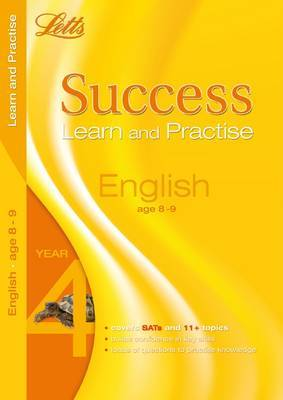 English Age 8-9: Learn and Practise