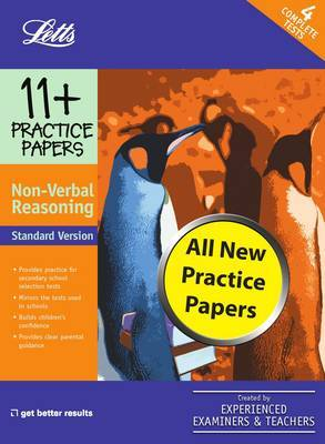 Standard Non-Verbal Reasoning: Practice Test Papers