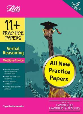Multiple Choice Verbal Reasoning: Practice Test Papers