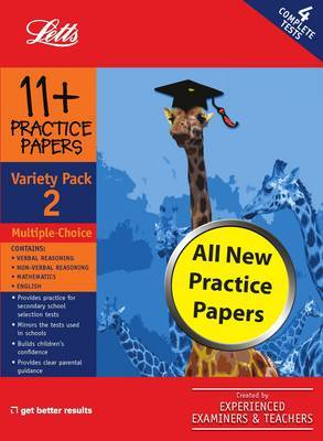Multiple Choice Variety Pack 2: Practice Test Papers