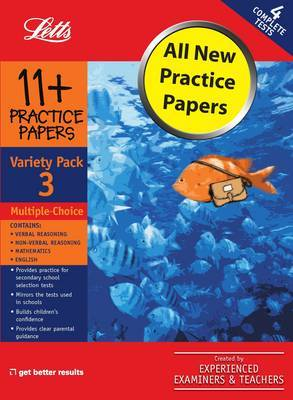 Multiple Choice Variety Pack 3: Practice Test Papers