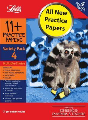 Multiple Choice Variety Pack 4: Practice Test Papers