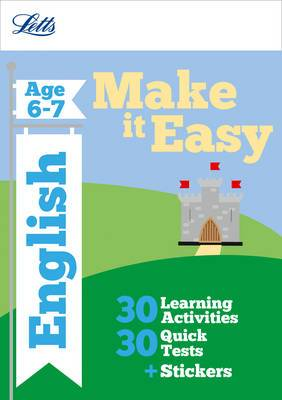 Letts Make it Easy Complete Editions: English Age 6-7