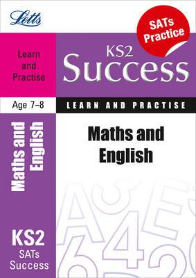Maths & English Age 7-8: Learn & Practise