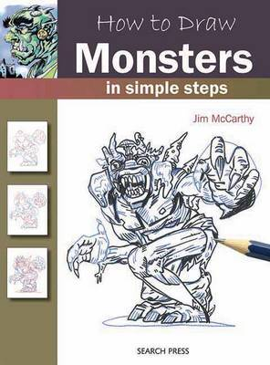 How to Draw Monsters: In Simple Steps