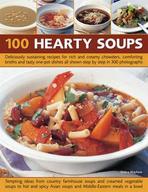 100 Hearty Soups