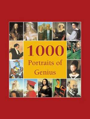 1000 Portraits of Genius