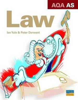 AQA AS Law Textbook: Textbook