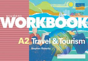 A2 Travel And Tourism: With Teacher Notes: Workbook