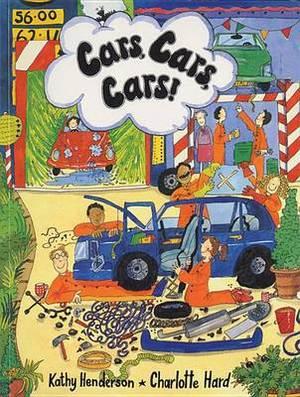 Cars, Cars, Cars!