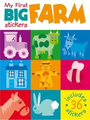 My First Big Farm Stickers