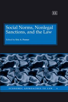 Social Norms, Nonlegal Sanctions, and the Law