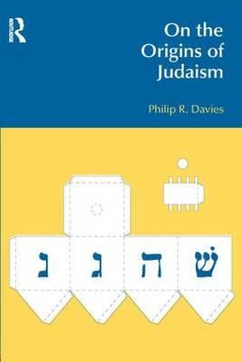 On the Origins of Judaism