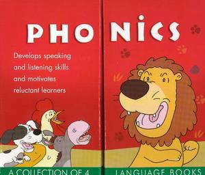 Phonics: A Collection of 4 Language Books