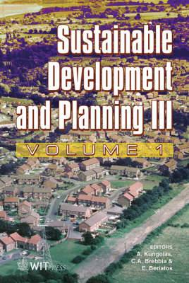 Sustainable Development and Planning: v. 3