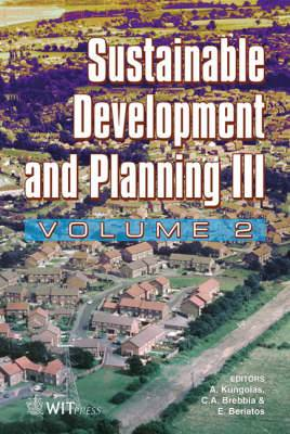 Sustainable Development and Planning: III