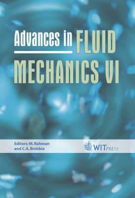 Advances in Fluid Mechanics: v. 6