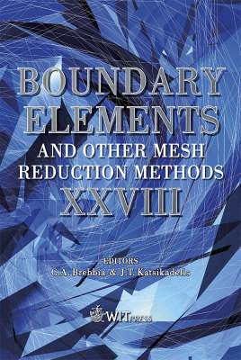 Boundary Elements and Other Mesh Reduction Methods: XXVIII